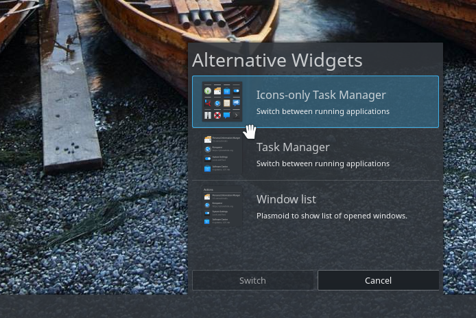 How to get Windows-like Application Shortcuts in Linux (KDE